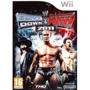 WWE Smackdown vs Raw 2011 [WII]