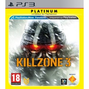 Killzone 3 Platinum [PS3]