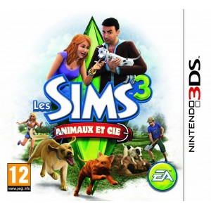 Les Sims 3 : Animaux & Cie [3DS]
