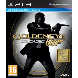 GoldenEye 007 Reloaded [PS3]