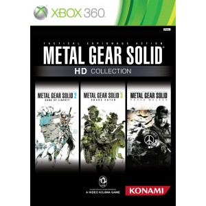 Metal Gear Solid HD Collection [360]