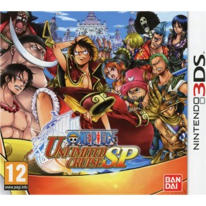 One Piece Unlimited Cruise SP [3DS]