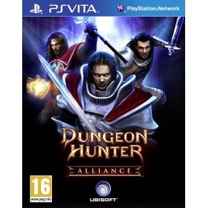 Dungeon Hunter : Alliance [Vita]