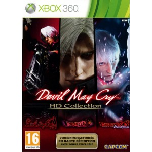 Devil May Cry Hd Collection [360]