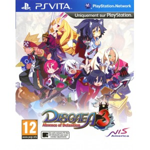 Disgaea 3 : Absence of Detention [Vita]