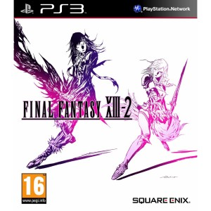 Final Fantasy XIII-2 [UK PS3]