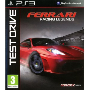 Test Drive : Ferrari Racing Legends [PS3]