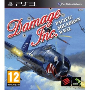 Damage Inc. Pacific Squadron WWII [PS3]
