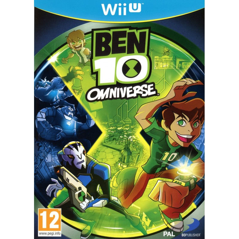 Accueil > Wii U > Action/Aventure [Wii U] > Ben 10 : Omniverse [Wii U]