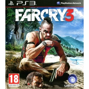 Far Cry 3 [UK PS3]