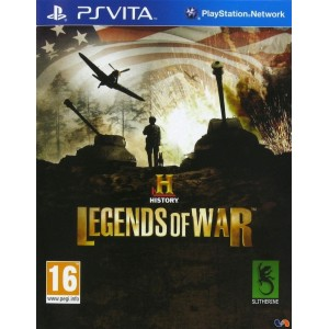 History Legends of War [Vita]