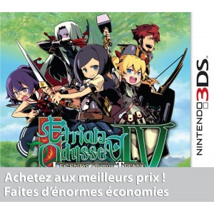 Etrian Odyssey 4 : Legends of the Titan 3DS