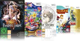 Reprise jeux Wii