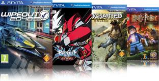 Reprise jeux PS Vita