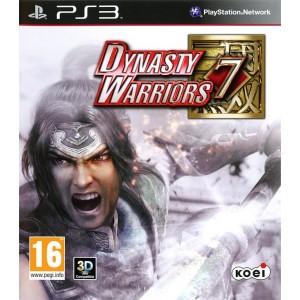 Dynasty Warriors 7 [UK PS3]