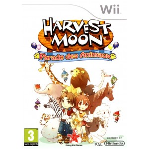 Harvest Moon : Parade des Animaux [WII]