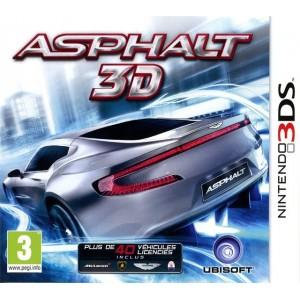 Asphalt 3D [3DS]