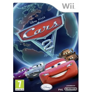 Cars 2 [WII]
