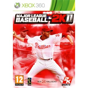 Major League Baseball 2K11 [360]