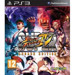 Super Street Fighter IV - Edition arcade [PS3]