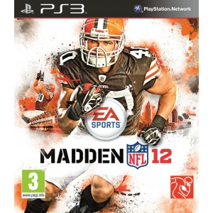 Madden NFL 12 [PS3]