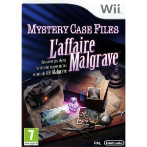 Mystery Case Files : L'affaire Malgrave [WII]