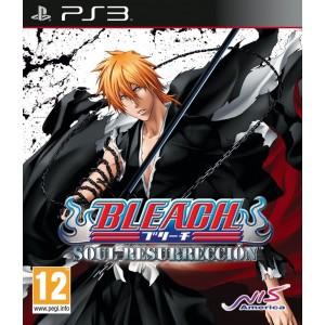 Bleach: soul resurreccion [PS3]
