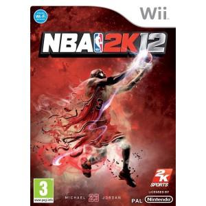 NBA 2K12 [WII]