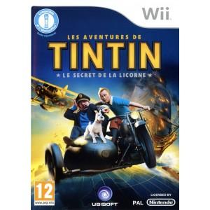 Tintin : Le Secret de la Licorne [WII]