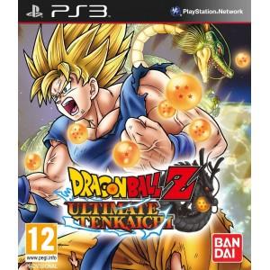 Dragon Ball Z Ultimate Tenkaichi [PS3]