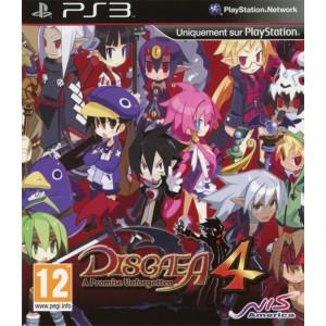 Disgaea 4 : A Promise Unforgotten [PS3]