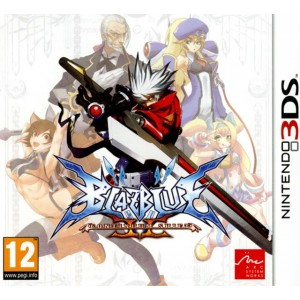 Blazblue : Continuum Shift II [3DS]