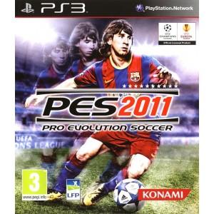 PES 2011 [PS3]