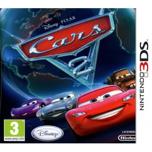 Cars 2 [3DS]
