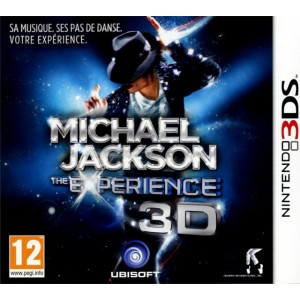 Michael Jackson : The Experience 3D [3DS]
