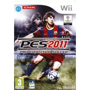 PES 2011 [WII]
