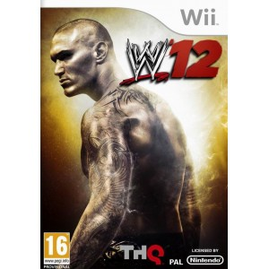 WWE 12 [WII]