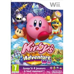 Kirby's Adventure Wii [WII]
