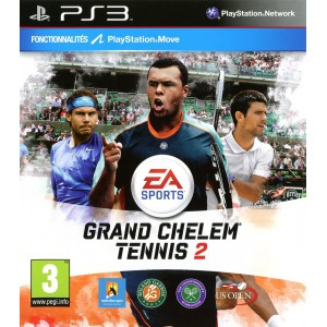Grand Chelem Tennis 2 [PS3]
