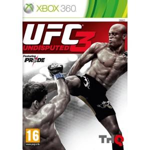 UFC Undisputed 3 [360]