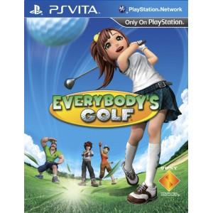 Everybody's Golf [Vita]