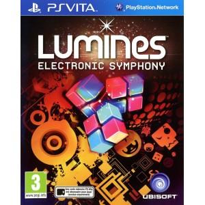 Lumines : Electronic Symphony [Vita]