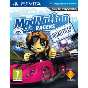 ModNation Racers : Road Trip [Vita]