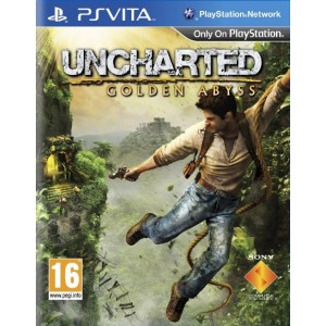 Uncharted : Golden Abyss [Vita]