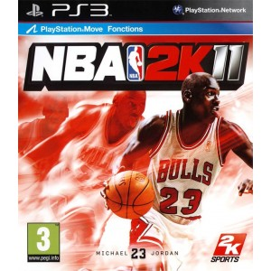 NBA 2K11 [PS3]