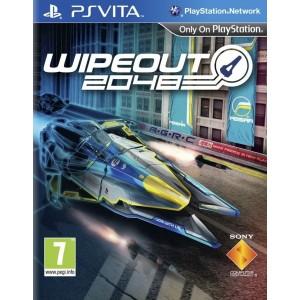 Wipeout 2048 [Vita]