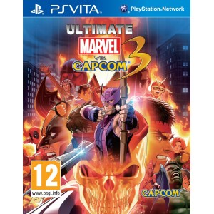Ultimate Marvel vs Capcom 3 : Fate of Two Worlds [Vita]