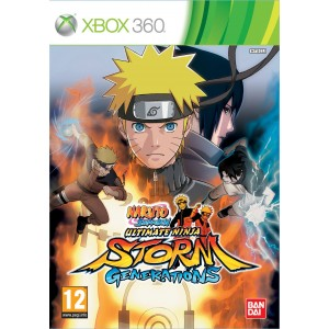 Naruto Ultimate Ninja Storm Generations [360]