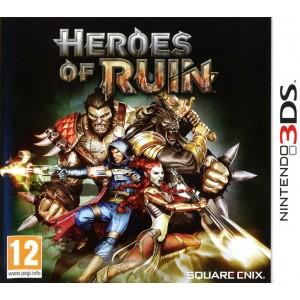 Heroes of Ruin [3DS]