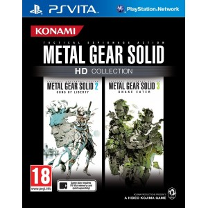 Metal Gear Solid Hd Collection [Vita]